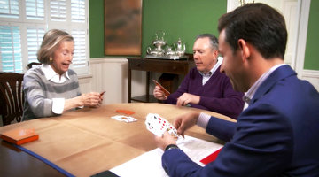 James Harris Has to Play Gin Rummy to Close a Deal