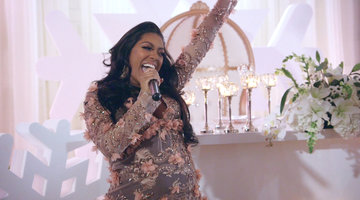 See Which Real Housewives Attended Porsha Williams' Baby Shower