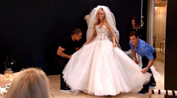 Tamra's Perfect Wedding Dress
