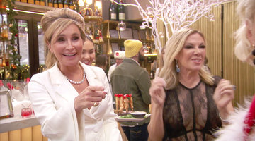 "Sonja Morgan: ""If It Doesn't Smell Good, I Don't Suck It"""