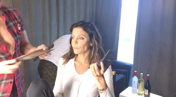 Bethenny Frankel Went the Fancy Route for Her Reunion Look