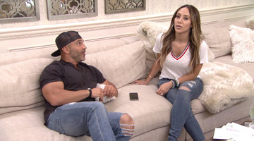 Melissa Gorga Confronts Joe About Gender Roles