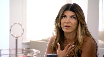 Teresa Giudice Stresses Out About Money All of the Time