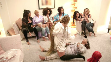 The Atlanta Housewives Get Wild with Some Pickles