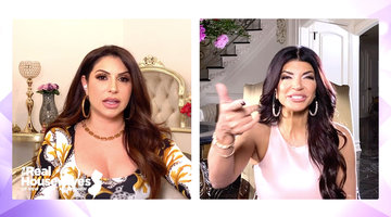 Teresa Giudice Explains Why She Finally Told the Ladies About Her New Boyfriend Louie Ruelas