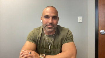 Joe Gorga Comments on Joseph Wakile's 'Farm Animals' Comment
