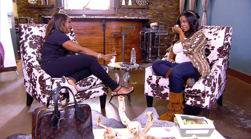 Kandi Burruss and Phaedra Parks Fix Their Friendship