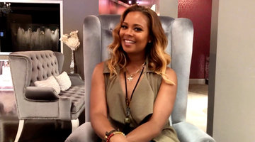 Eva Marcille Is Dishing on Wedding Planning