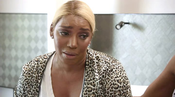 Is Nene Leakes' Marriage in Trouble?