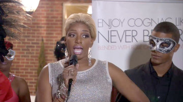 NeNe's Awkward Speech