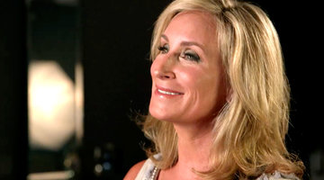 Sonja Morgan Opens up about Her Divorce