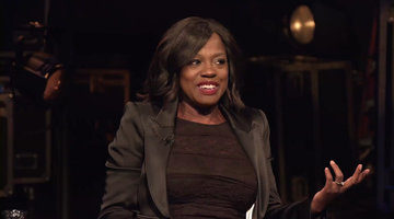 Viola Davis on Growing up with Poverty