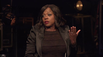 Juilliard Told Viola Davis She was Too Fat?