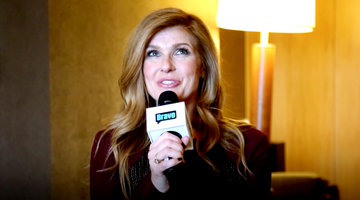 Did Connie Britton Ever Hear from Faye Resnick?