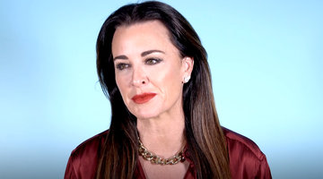 Kyle Richards Reveals Her Most Romantic Memory