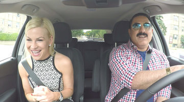 In the Car with Reza and Taylor: Reza's Dating Advice