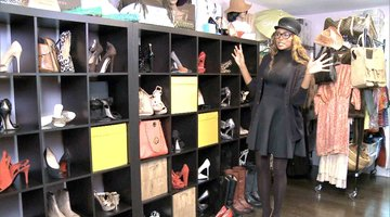 Shop the Look: Cynthia's Closet Tour