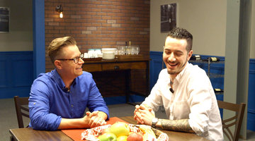 After the Knife With Richard Blais: Ep 8, Adam