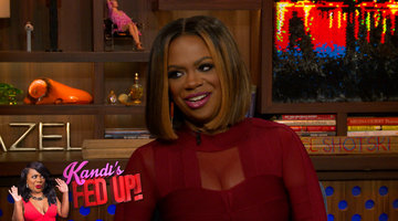Kandi Dishes on the Feds' Visit