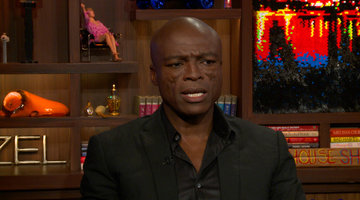 Seal on Yolanda & David's Divorce