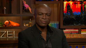 Was Seal's Album inspired by Tyra Banks?