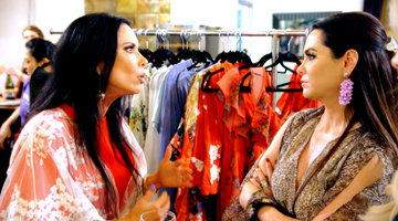 D'Andra Simmons Thinks LeeAnne Locken Is Crying Crocodile Tears