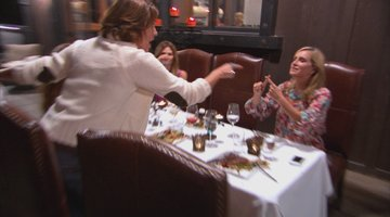 Did Sonja Throw LuAnn Under the Bus?