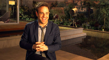 Paul Adelstein on Writing an Ep of GG2D