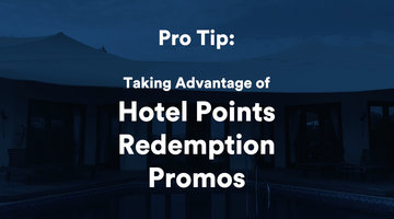 Here's a Pro Tip for Taking Advantage of Hotel Points