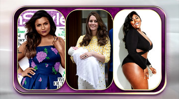 Gag Award: Mindy, Duchess Kate, or Danielle?
