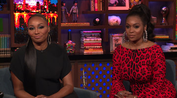 Do Marlo Hampton & Cynthia Bailey Speak with Kenya Moore?