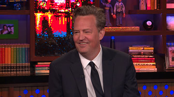 Matthew Perry's 'Friends' Residual Checks