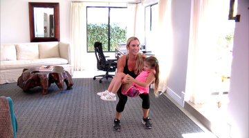 Teddi Is Keeping Everyone Accountable With This Workout Video