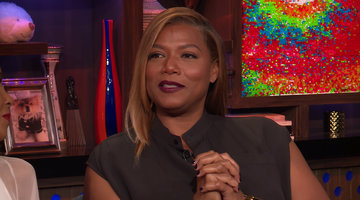 Queen Latifah on Kim Fields as a Housewife