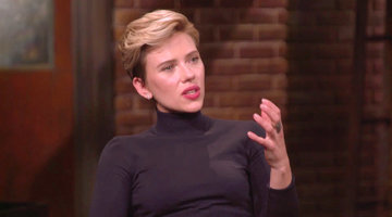 Scarlett Johansson on Why Filming in Barcelona was a Weird Experience