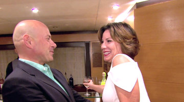 Next on RHONY: Sonja and Tom Reunite
