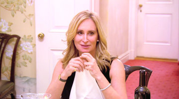 Sonja Morgan Cherishes Tradition