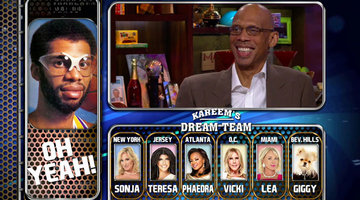 Kareem's 'Housewives' Dream Team