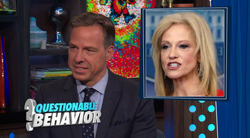 What Would Jake Tapper Ask Kylie Jenner?