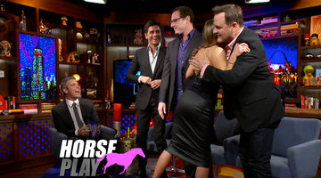 Horse Play with Candace Cameron Bure!