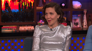 Does Maggie Gyllenhaal Have Taylor Swift's Scarf?