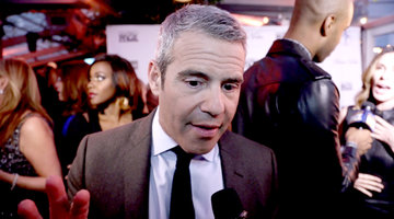 Andy Cohen Dishes on the RHOA and RHOBH Reunions