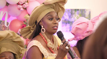 Wendy Osefo Celebrates the Powerful Women in Her Life
