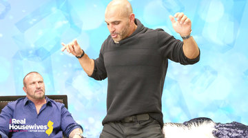 What's Melissa Gorga's Take on Joe Gorga's Moves?