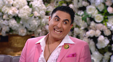 Reza Farahan Serves up an Amazing Andy Cohen Impression