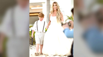 Kim Zolciak-Biermann's Vow Renewal Photos