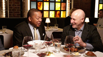 Culinary Star Tom Colicchio and Music Legend Wynton Marsalis Relate Over the Skill of Improvising