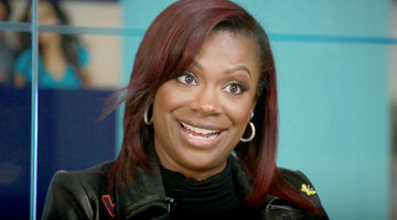 Kandi Burruss on Settling Beef with Kim Zolciak-Biermann