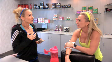 Tamra Judge's Trainer Is Also Her Spiritual Advisor