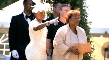 Phaedra's First Pet Funeral